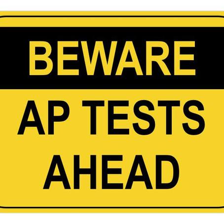 Quarantine AP Exams Update