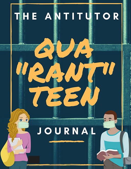High School Quarantine Journal