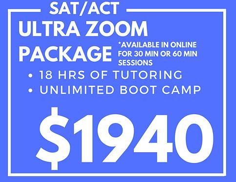 Ultra Zoom Package