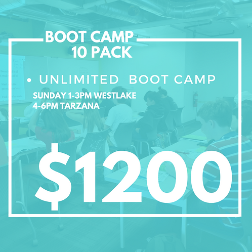 Unlimited SAT/ACT Boot Camp