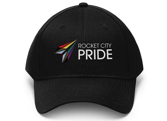 RCP Logo Unisex Twill Hat
