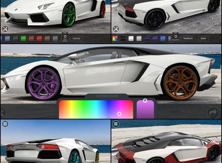 Online Berater - Fahrzeug Konfigurator Felgenanprobe Farbauswahl