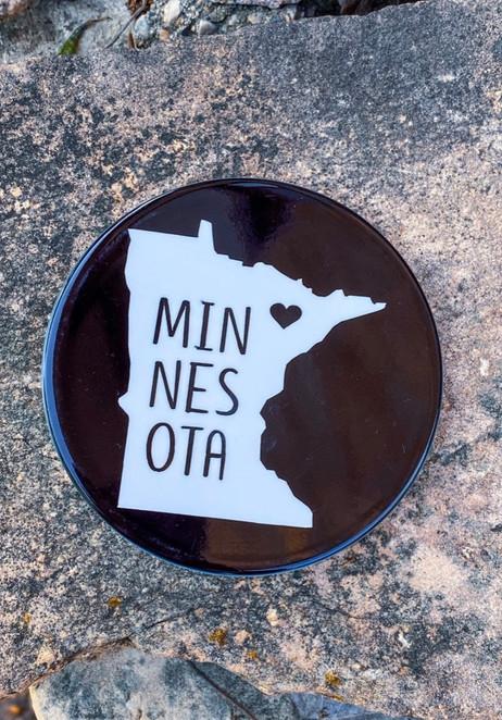 Minnesota Inspired Coasters