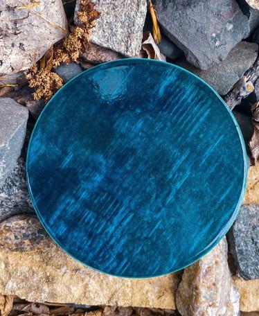 Deep Blue Inspired Coasters