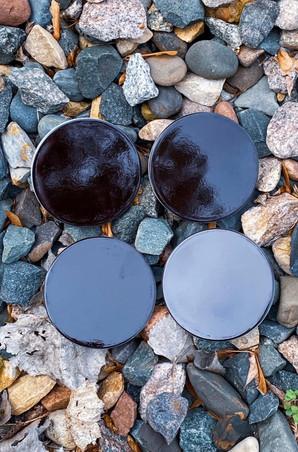 Black Coasters