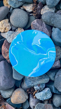 Ocean Inspired Coasters