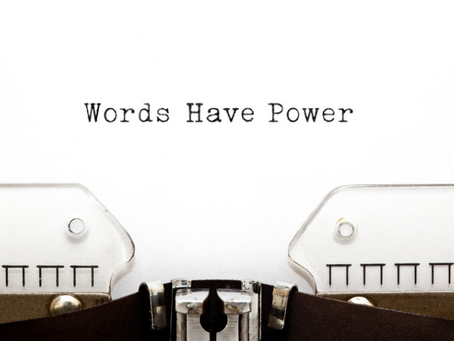 3 words that SHIFT perception