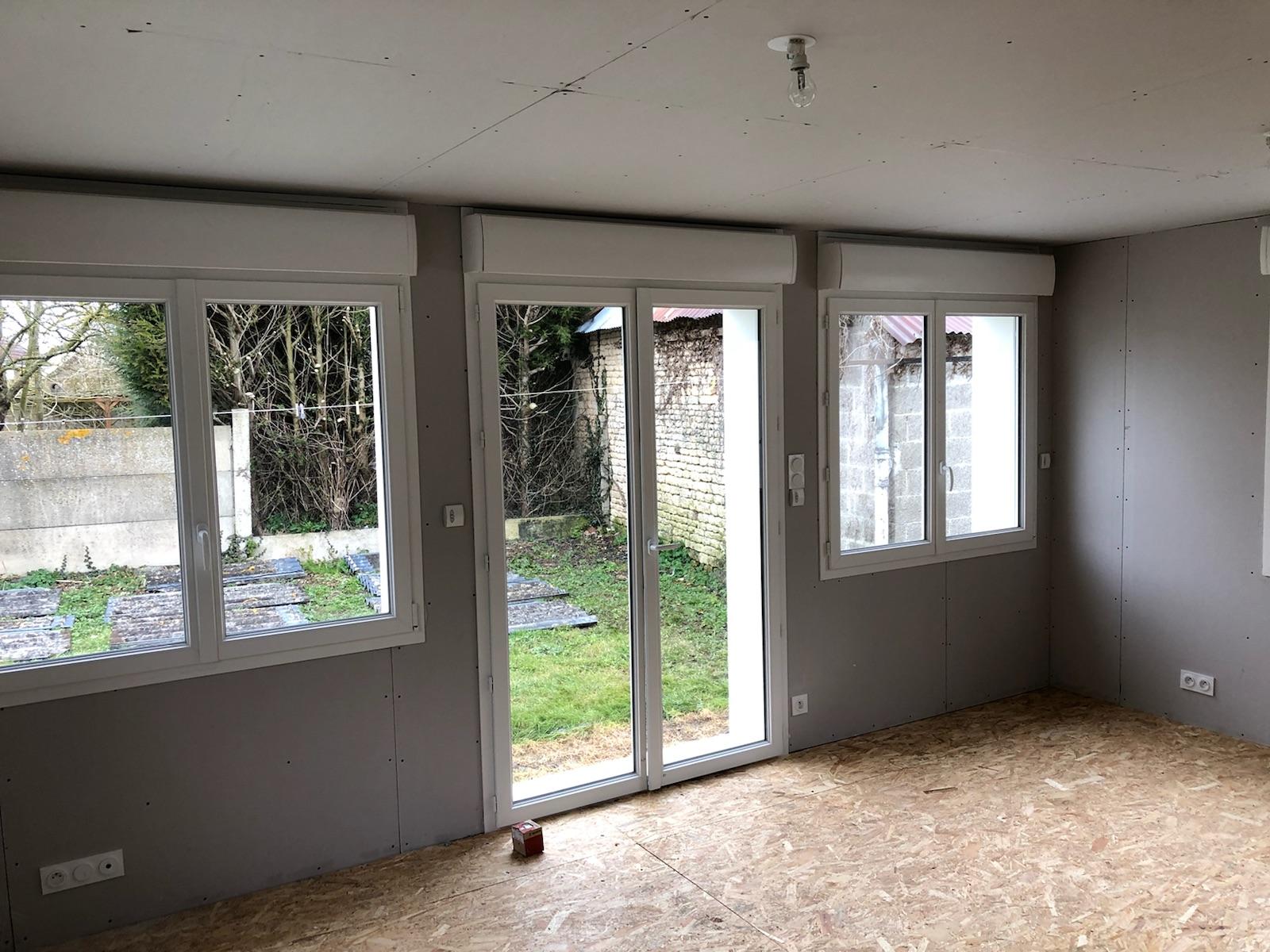 Extension 19 m²