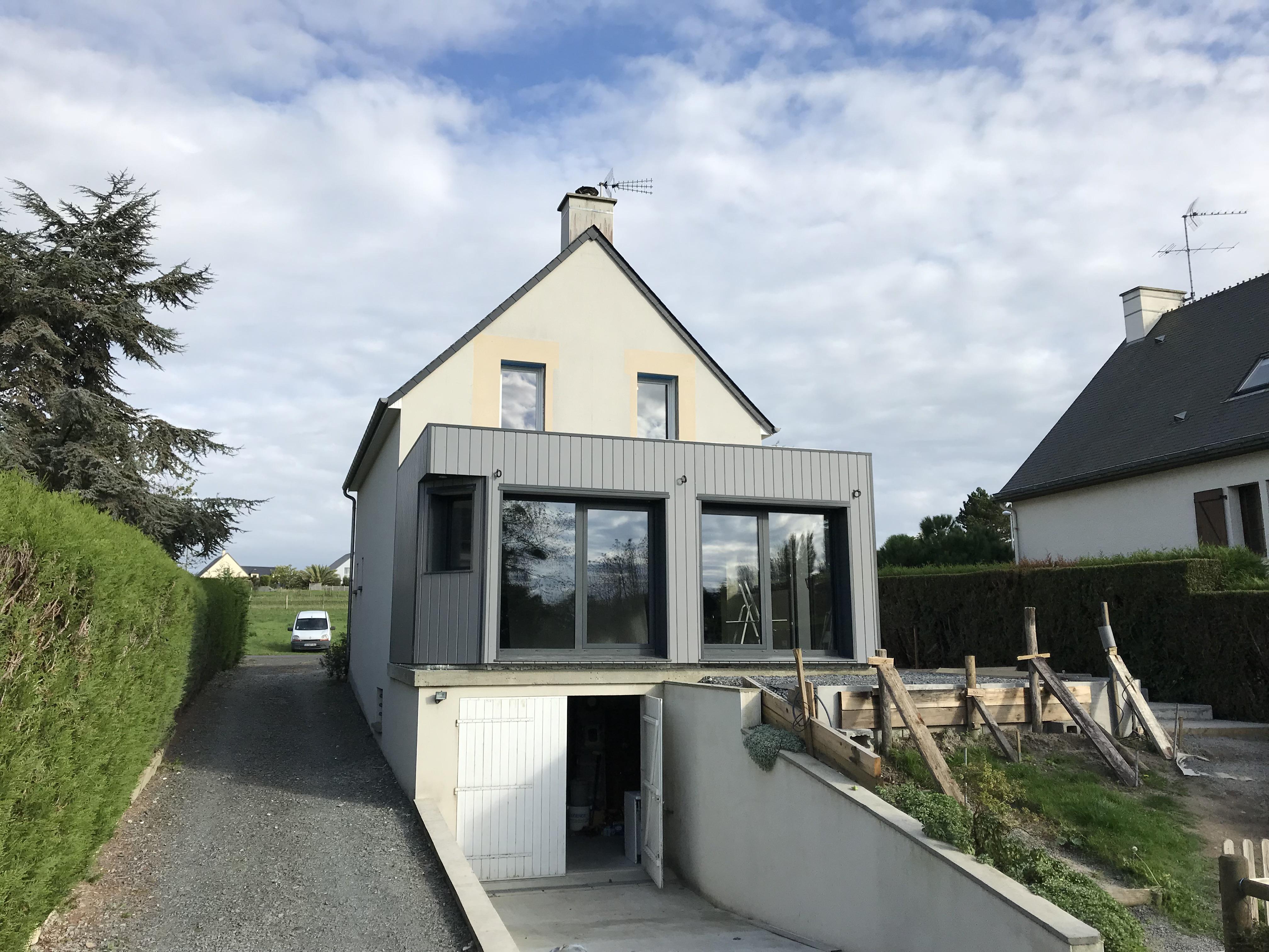 Extension 24 m²