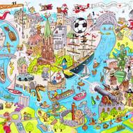 Fredrikstad city