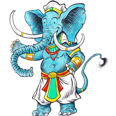 Joseph the elephant