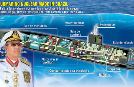 Almirante das Minas e Energia é boa escolha de Bolsonaro