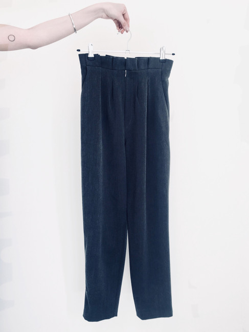 Breeches role - Designed, sewn and photographed by me.