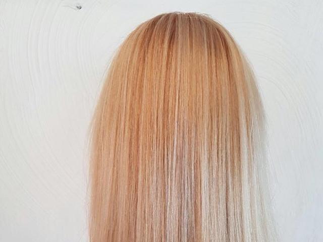 Naturel blond