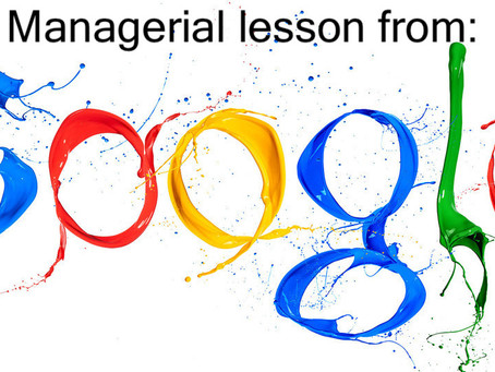 Google Spent a Decade Researching What Makes a Great Boss - are you one of those?