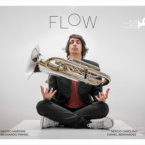 Mauro Martins 1st Album 【FLOW】