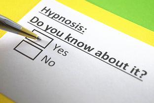 Hypnosis_ Do you know about it_ yes or n