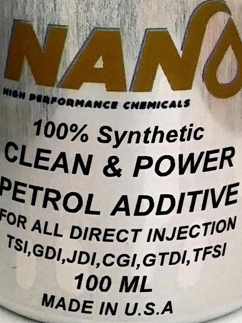 NANO CLEAN & POWER PETROL ADDITIVE