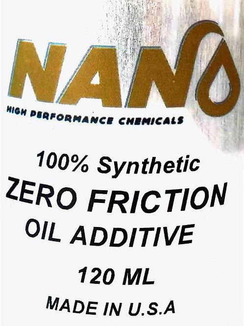 NANO ZERO FRICITON OIL ADDITIVE