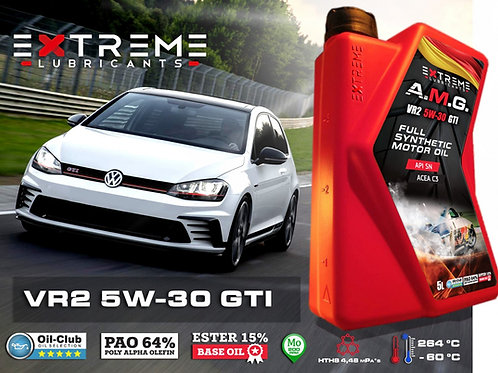 EXTREME AMG 5W30 GTI FULL SYNTHETIC OIL -  5L