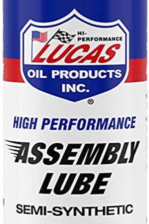 LUCAS OIL ASSEMBLY LUBE - 236 ML