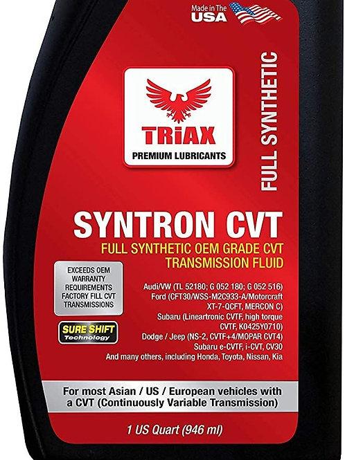 TRIAX SYNTRON CVT FULL SYNTHETIC FLUID - 946 ML