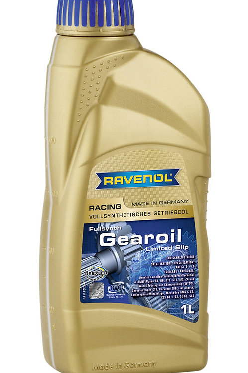 RAVENOL RACING 75W140 GEAR OIL - 1L