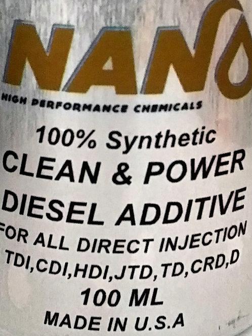 NANO CLEAN & POWER DIESEL ADDITIVE