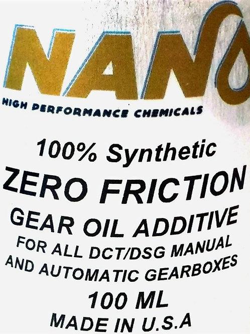 NANO ZERO FRICTION GEAR OIL ADDITIVE