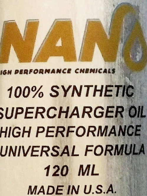 NANO SYNTHETIC SUPERGHARGER OIL