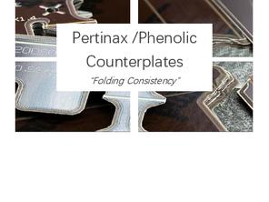 Diemaking/ Diecutting 101 - Pertinax/ Phenolic Counterplates