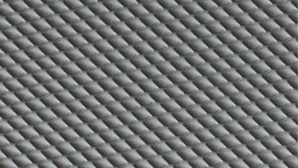 AGOFORM® Standard Anti Non Slip Mat MEDIUM GREY PRISMA