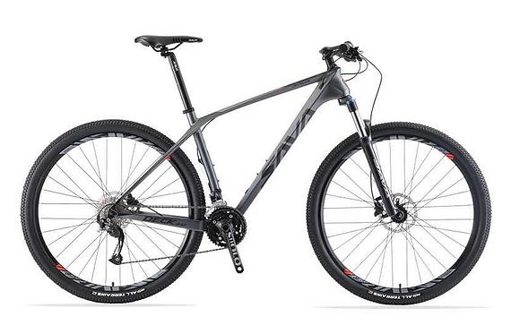 bicicleta sava aro 29 fibra de carbono