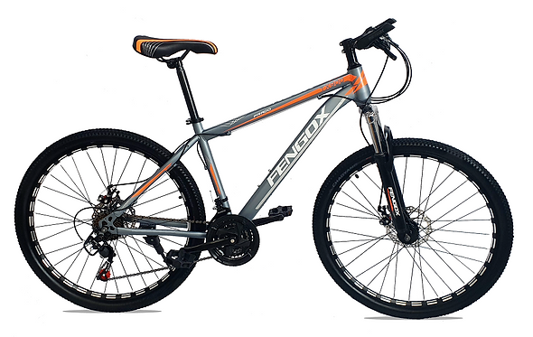 Bicicleta Montañera Aro 26 Frenos De Disco