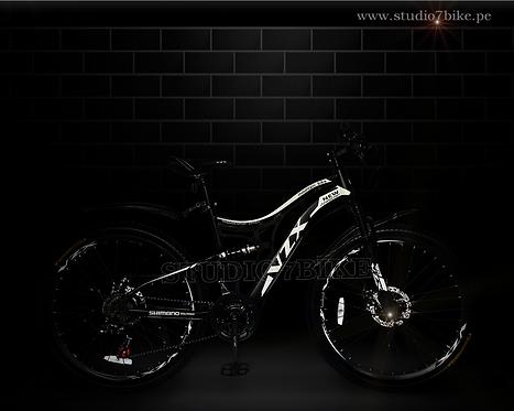 Bicicleta MTB Aro 26 Doble Amortiguador