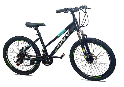 Bicicleta De Mujer De Aluminio Aro 24