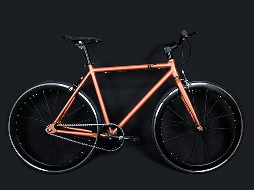 bicicleta de aluminio fixie