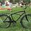 Thumbnail: Bicicleta Masculina Urbana Aro 26 - Negra Mate