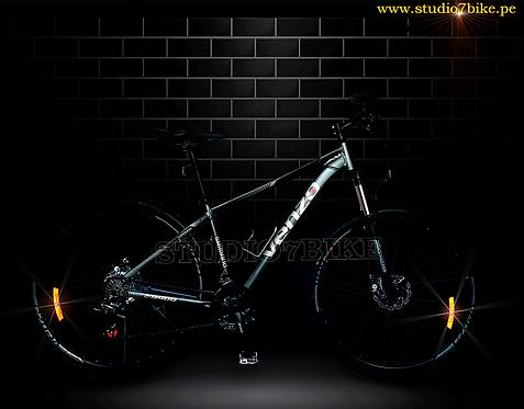 "Bicicleta aro 29"" De Aluminio Venzo MTB"