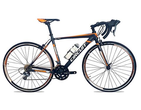 Bicicleta De Carrera Full Aluminio Shimano Circuit