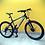bicicleta con frenos de disco