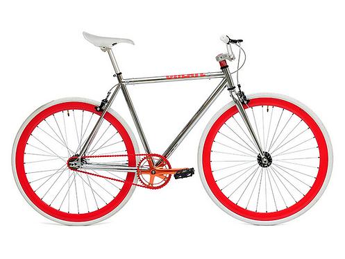 Bicicleta Fixie Inglesa Genuina Create Aro 700