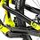 bicicleta con frenos de disco hidráulicos