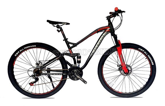 Bicicleta Aro 29 Doble Suspensión Aluminio