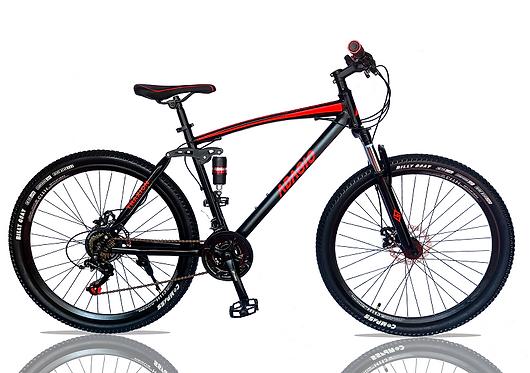 Adagio - Bicicleta MTB Doble Suspensión Aro 27.5