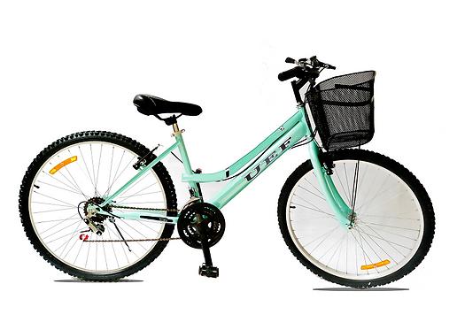 Bicicleta De Dama MTB Aro 26