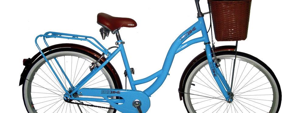 Vintage Celeste Box Bike
