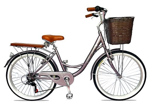 Bicicleta de mujer aro 24