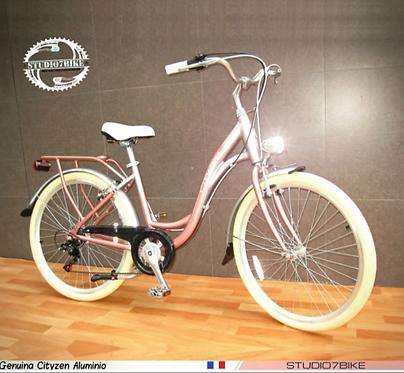 Citizen - Bicicleta Unisex Aro 26 Aluminio