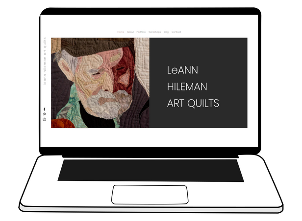 Leann Hileman - art quilts
